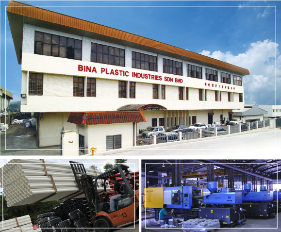 BINA PLASTIC INDUSTRIES